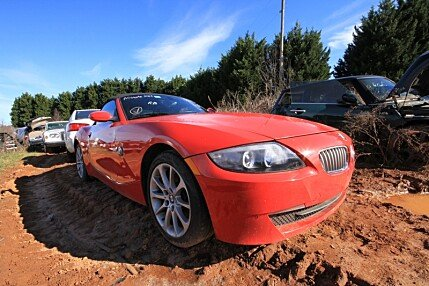 2008 BMW Z4 3.0i Roadster for sale 100289891