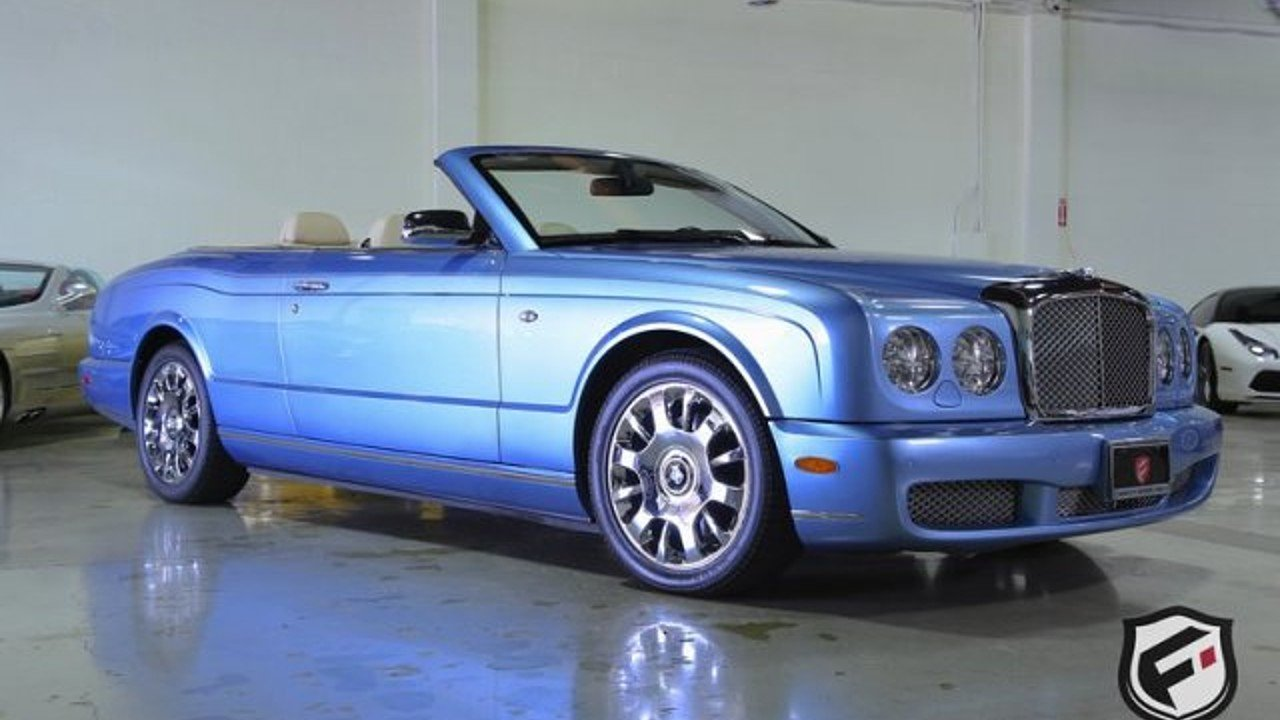 2008 Bentley Azure for sale 100853471