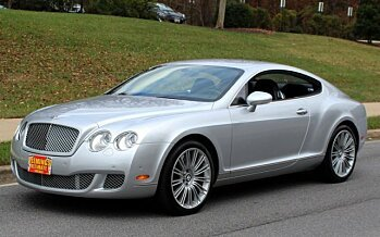 2008 Bentley Continental GT Speed for sale 100924613