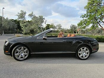 2008 Bentley Continental GTC Convertible for sale 100953505