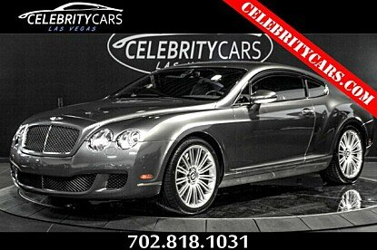2008 Bentley Continental GT Speed for sale 100958052