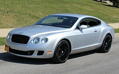 2008 Bentley Continental GT Speed for sale 100970685