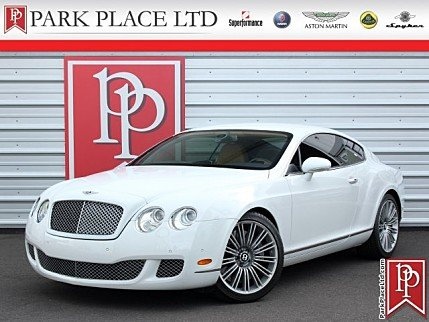 2008 Bentley Continental GT Speed for sale 101027599