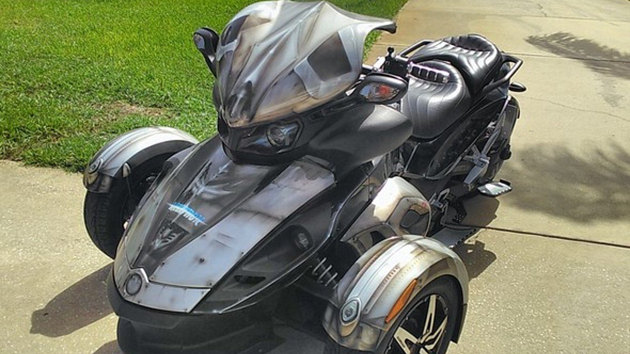 2008 Can-Am Spyder GS for sale 200483533