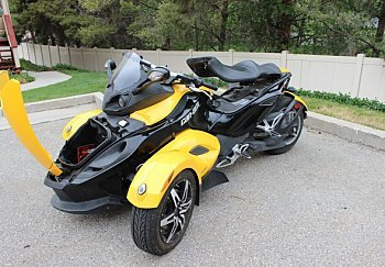 2008 Can-Am Spyder GS for sale 200576080