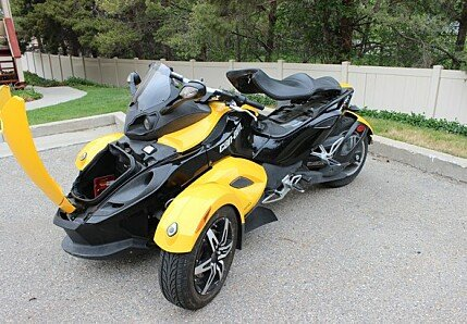 2008 can am spyder gs motorcycles for sale motorcycles on autotrader. Black Bedroom Furniture Sets. Home Design Ideas