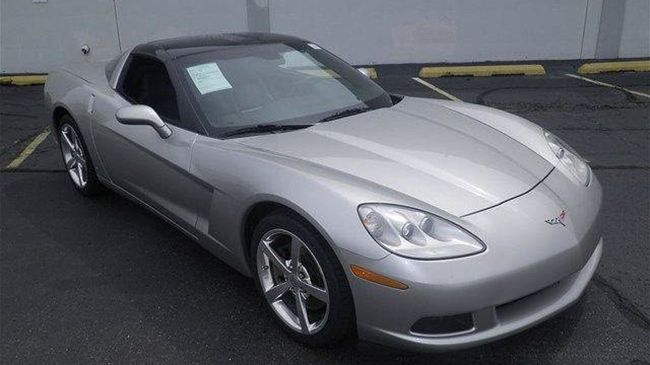 2008 Chevrolet Corvette Coupe for sale 100762836