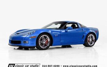 2008 Chevrolet Corvette Z06 Coupe for sale 100913287