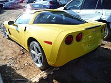 2008 Chevrolet Corvette Coupe for sale 100292351