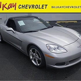 2008 Chevrolet Corvette Coupe for sale 100762836