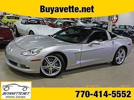 2008 Chevrolet Corvette Coupe for sale 100923124