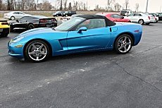 2008 Chevrolet Corvette Convertible for sale 100968476