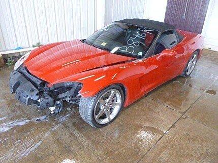 2008 Chevrolet Corvette Convertible for sale 100973149