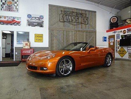 2008 Chevrolet Corvette Convertible for sale 100979262