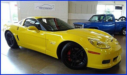 2008 Chevrolet Corvette Z06 Coupe for sale 100984698