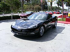 2008 Chevrolet Corvette Coupe for sale 101004811