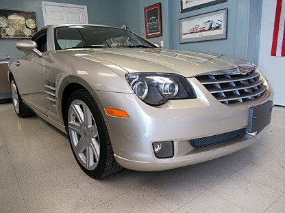 sale autotrader car limited chrysler on for crossfire modern classic performance classics cars coupe convertible