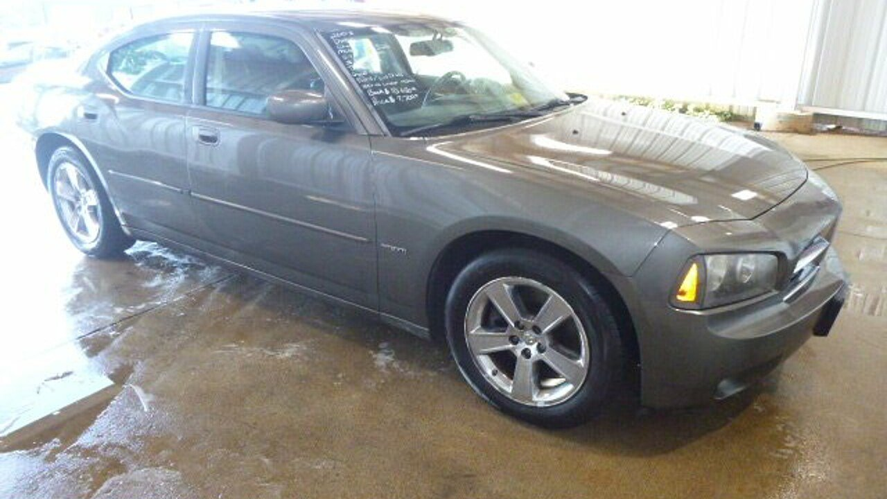2008 Dodge Charger R/T for sale 100882939