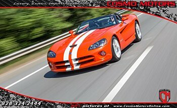 2008 Dodge Viper SRT-10 Convertible for sale 100880041