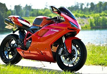 2008 Ducati Superbike 1098 Motorcycles for Sale - Motorcycles on ...