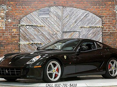 2008 Ferrari 599 GTB Fiorano for sale 100954023