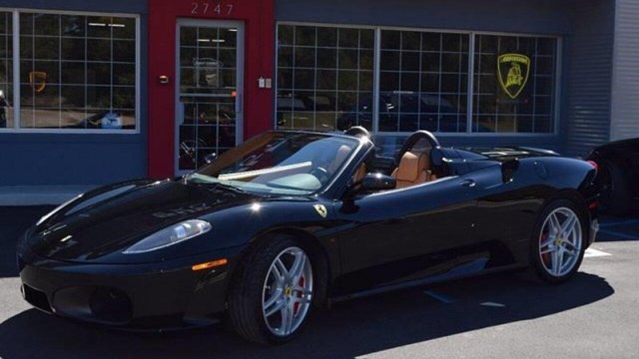 2008 Ferrari F430 Spider for sale 100955751