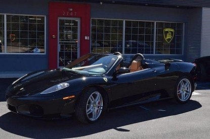 2008 Ferrari F430 Spider for sale 100955751