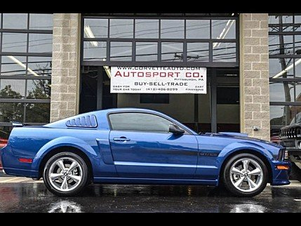 2008 Ford Mustang GT Coupe for sale 100874594