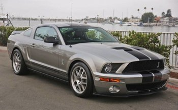 2008 Ford Mustang Shelby GT500 Coupe for sale 100905830