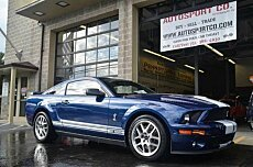 2008 Ford Mustang Shelby GT500 Coupe for sale 100916100