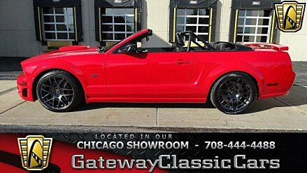 2008 Ford Mustang GT Convertible for sale 100965681