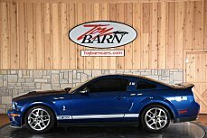 2008 Ford Mustang Shelby GT500 Coupe for sale 100998291