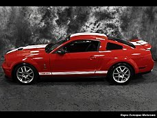 2008 Ford Mustang Shelby GT500 Coupe for sale 101003348
