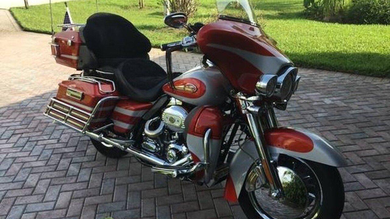 2008 Harley-Davidson CVO for sale 200522790