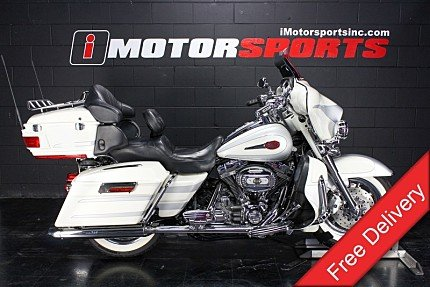 2008 Harley-Davidson CVO for sale 200542573