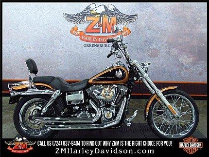 2008 Harley-Davidson Dyna for sale 200498719