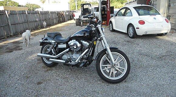 2008 Harley-Davidson Dyna Low Rider for sale 200530503