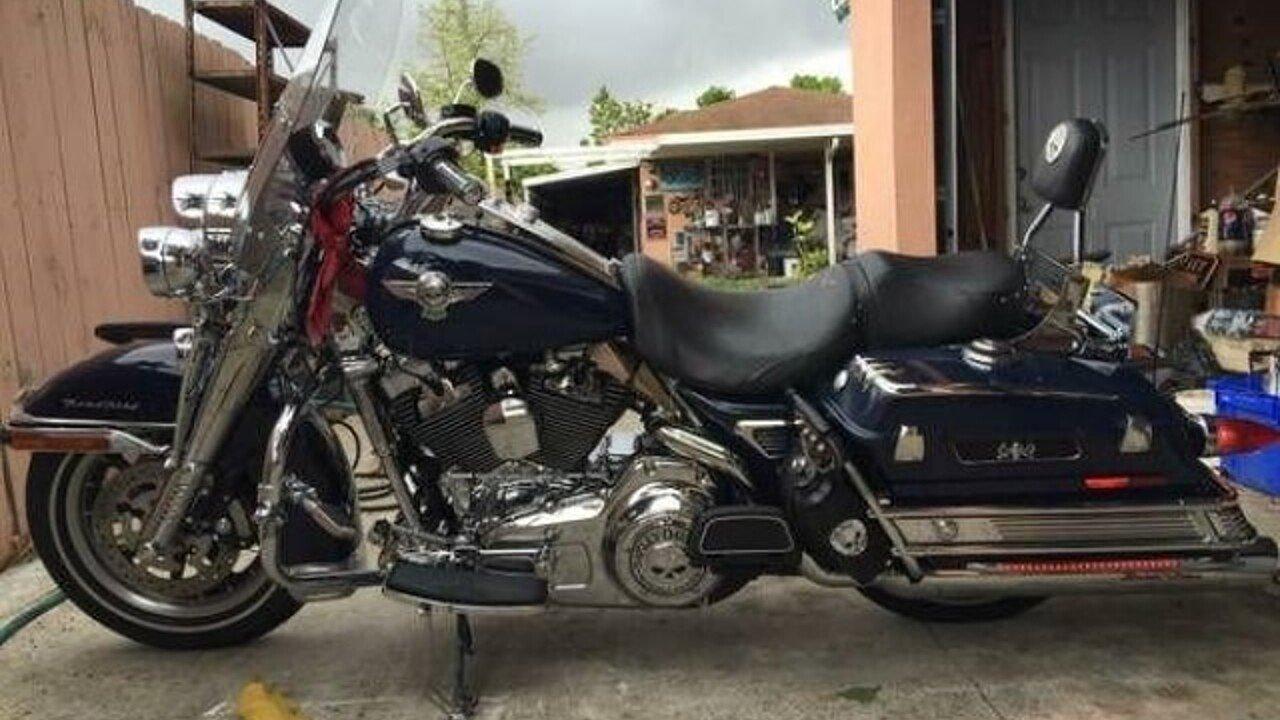 2008 Harley-Davidson Police for sale 200404189