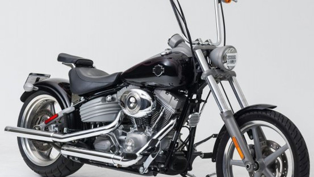 2008 Harley-Davidson Softail for sale 200464410