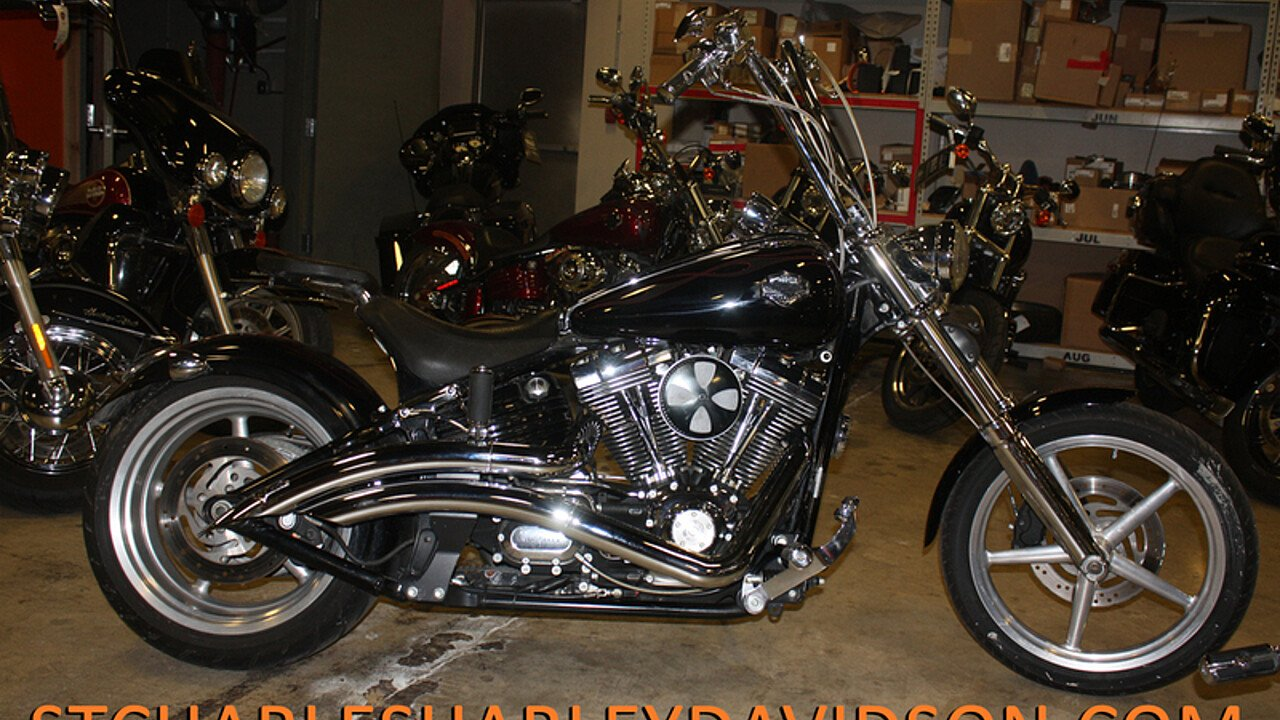 2008 Harley-Davidson Softail for sale 200480928