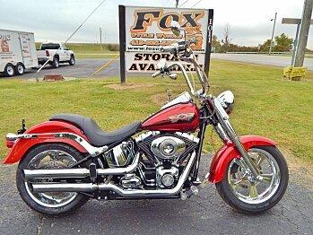 2008 Harley-Davidson Softail for sale 200576289