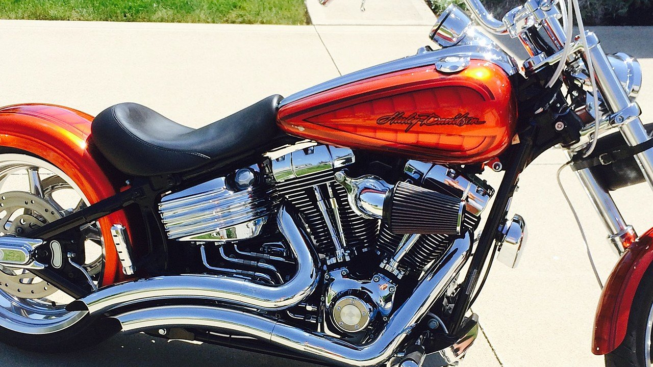 2008 Harley-Davidson Softail for sale 200593067