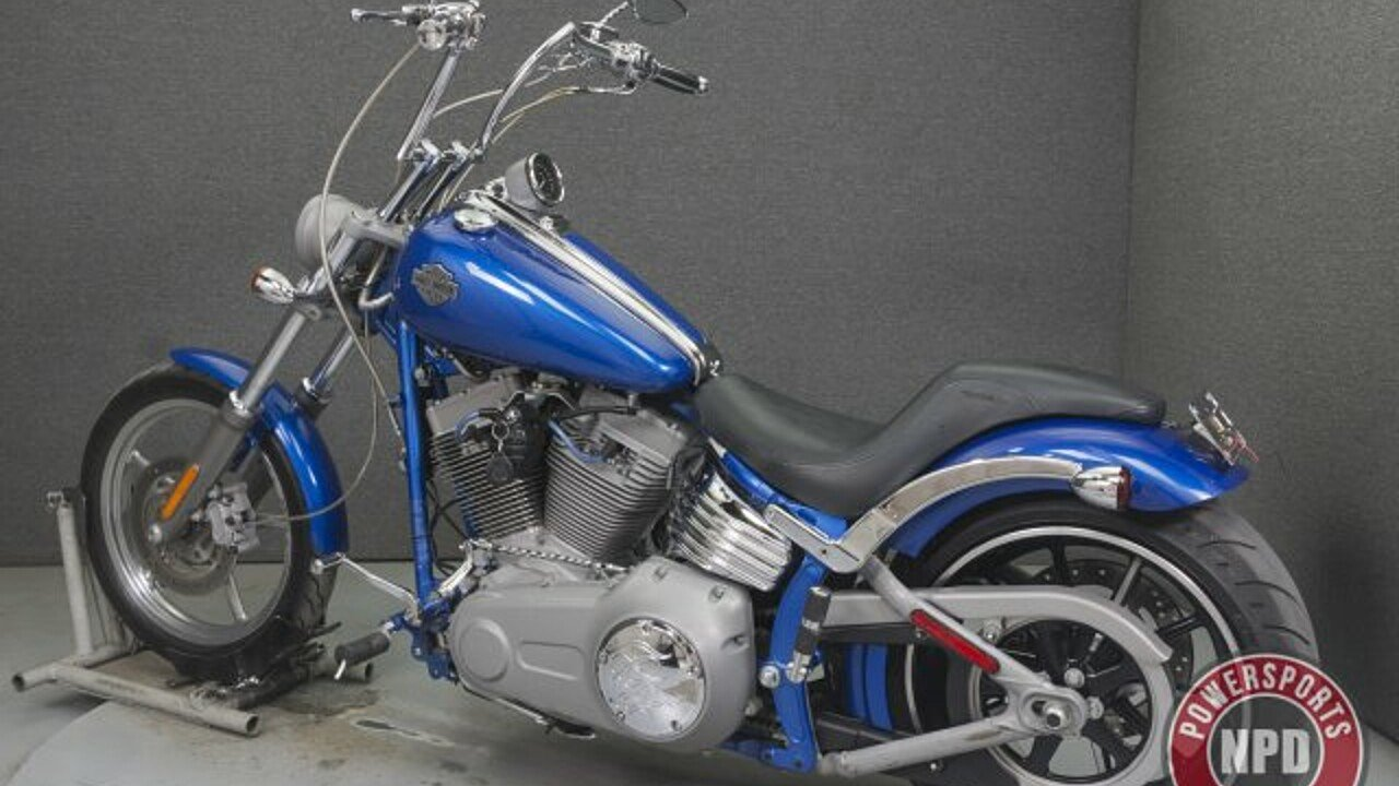 2008 Harley-Davidson Softail Rocker for sale 200593212