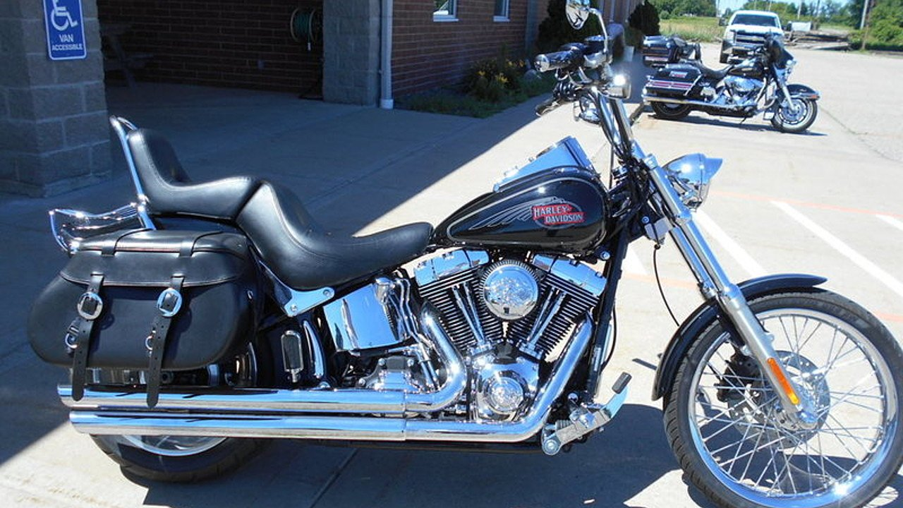 2008 Harley-Davidson Softail for sale 200599082