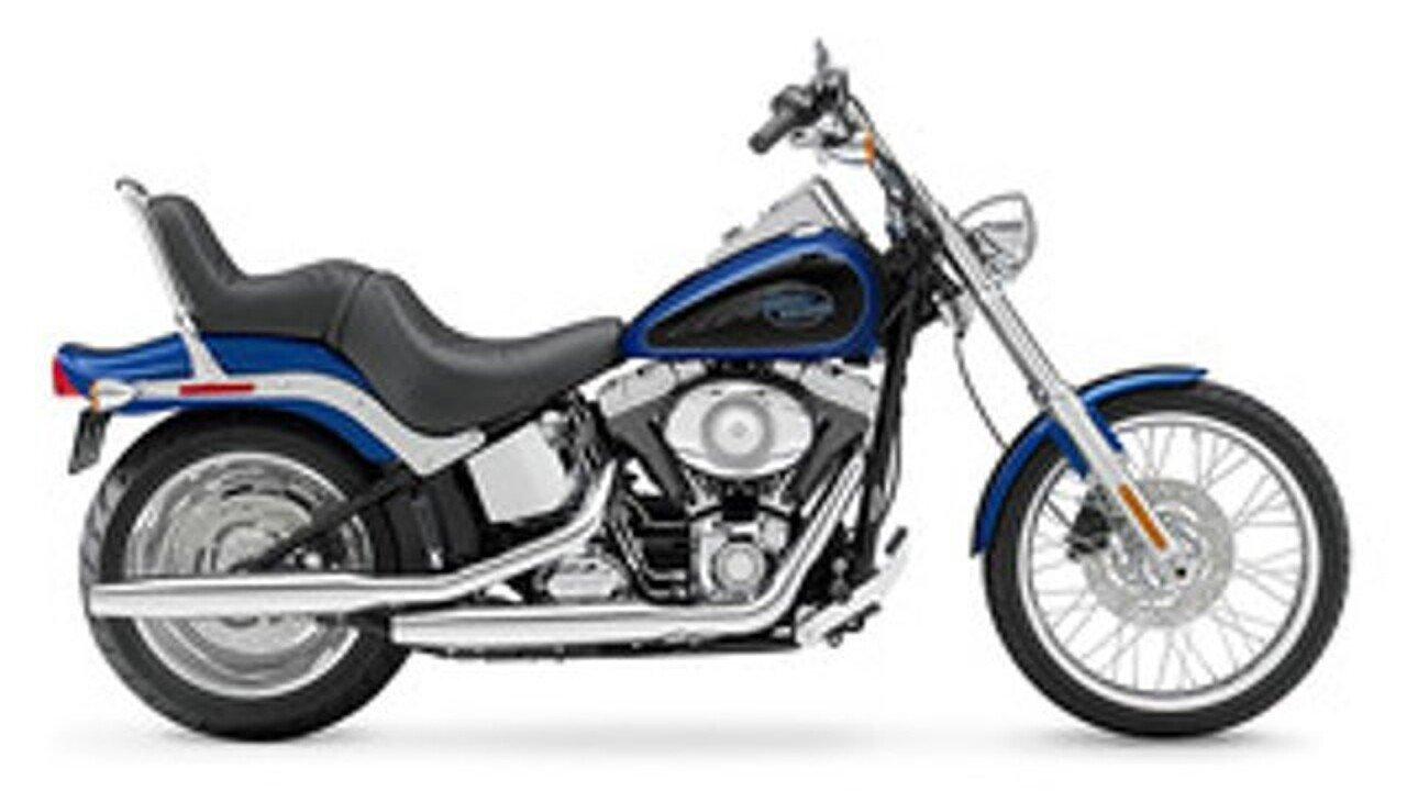 2008 Harley-Davidson Softail for sale 200621560
