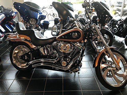 2008 Harley-Davidson Softail for sale 200580708