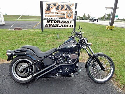 2008 Harley-Davidson Softail for sale 200617893