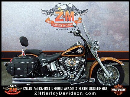 2008 Harley-Davidson Softail for sale 200629208