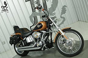 2008 Harley-Davidson Softail for sale 200648043