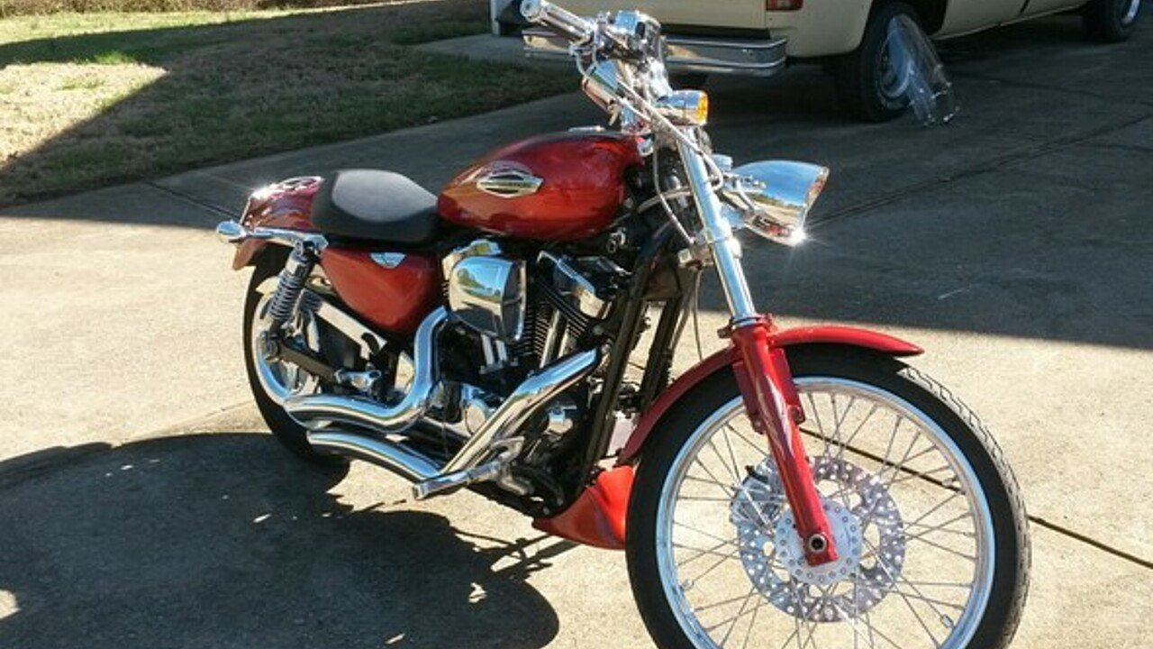 2008 Harley-Davidson Sportster for sale 200585415